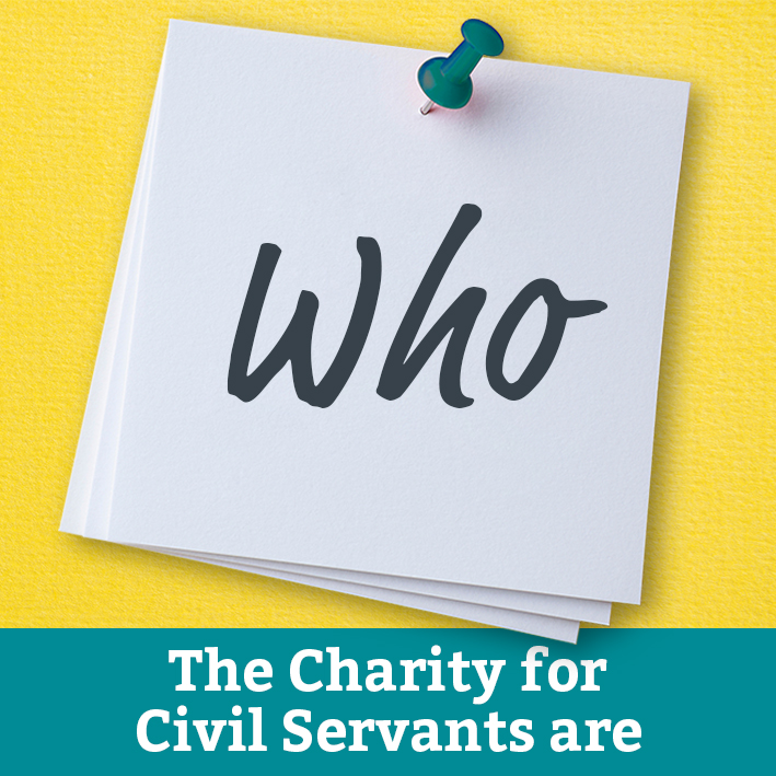 The Champions - Who The Charity for Civil Servants are