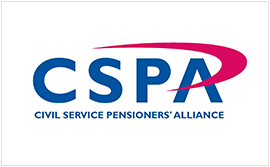 Civil Service Pensioners' Alliance (CSPA) logo