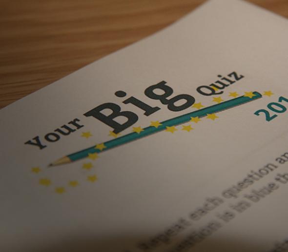 Your Big Quiz