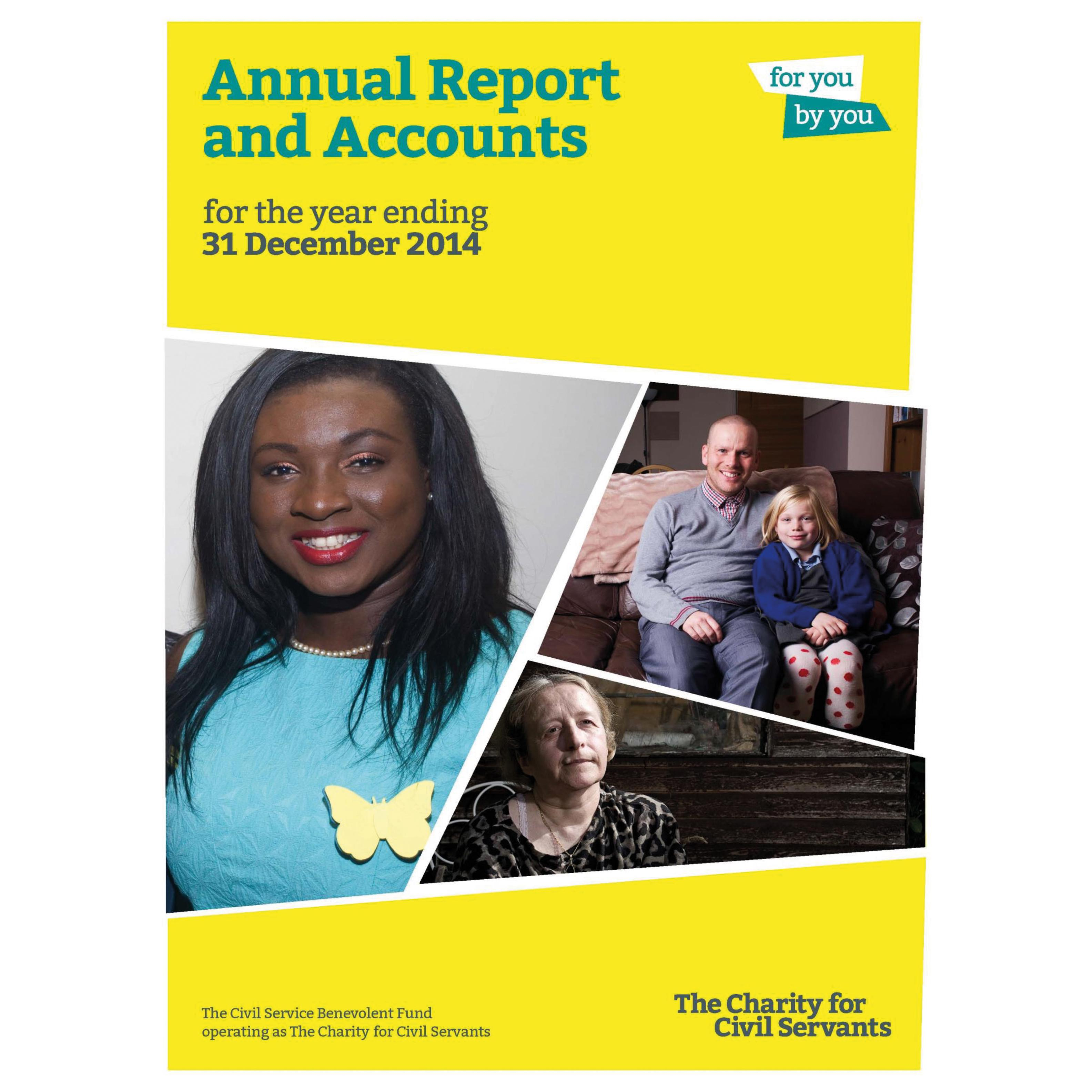 Annual Report and Accounts 2014
