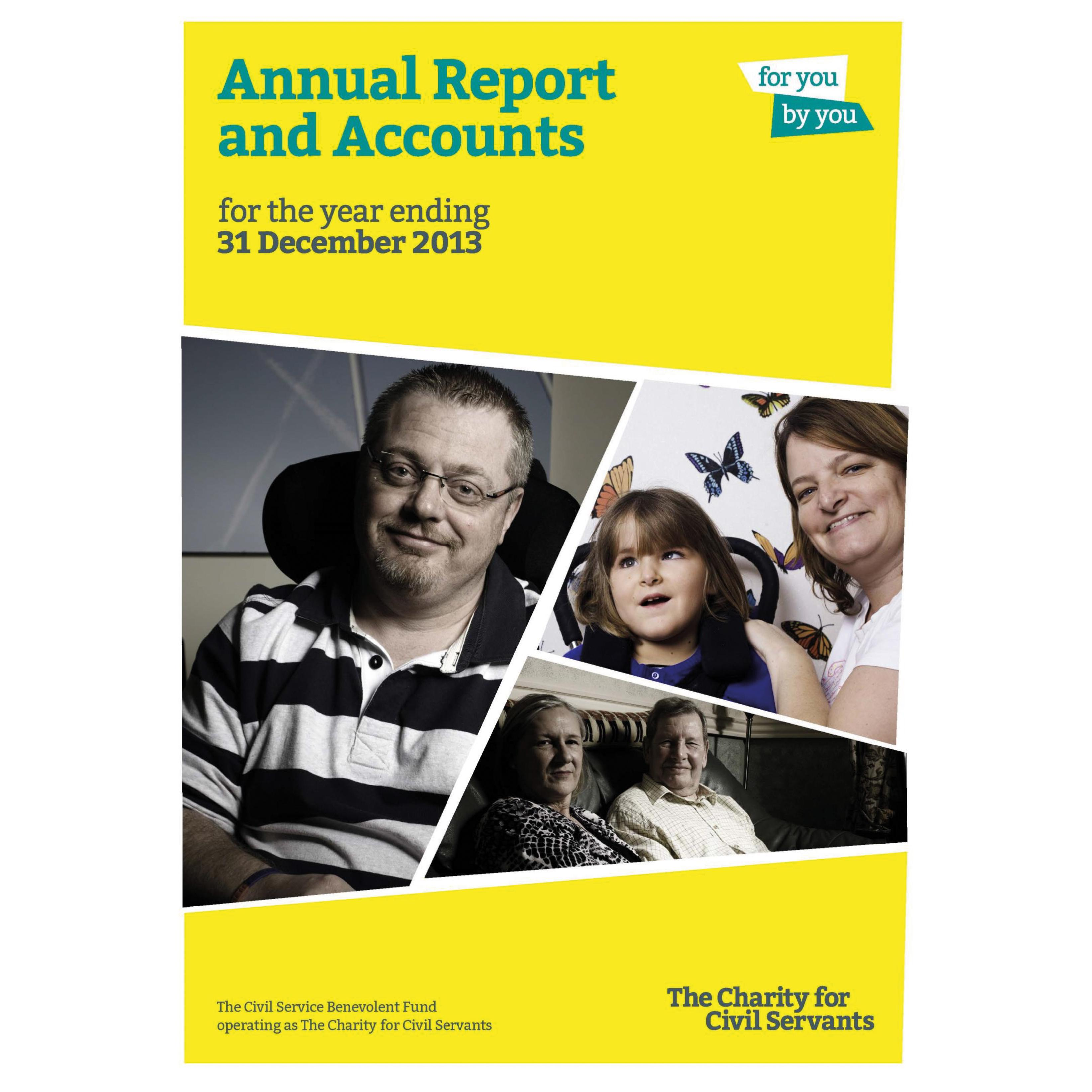Annual Report and Accounts 2013
