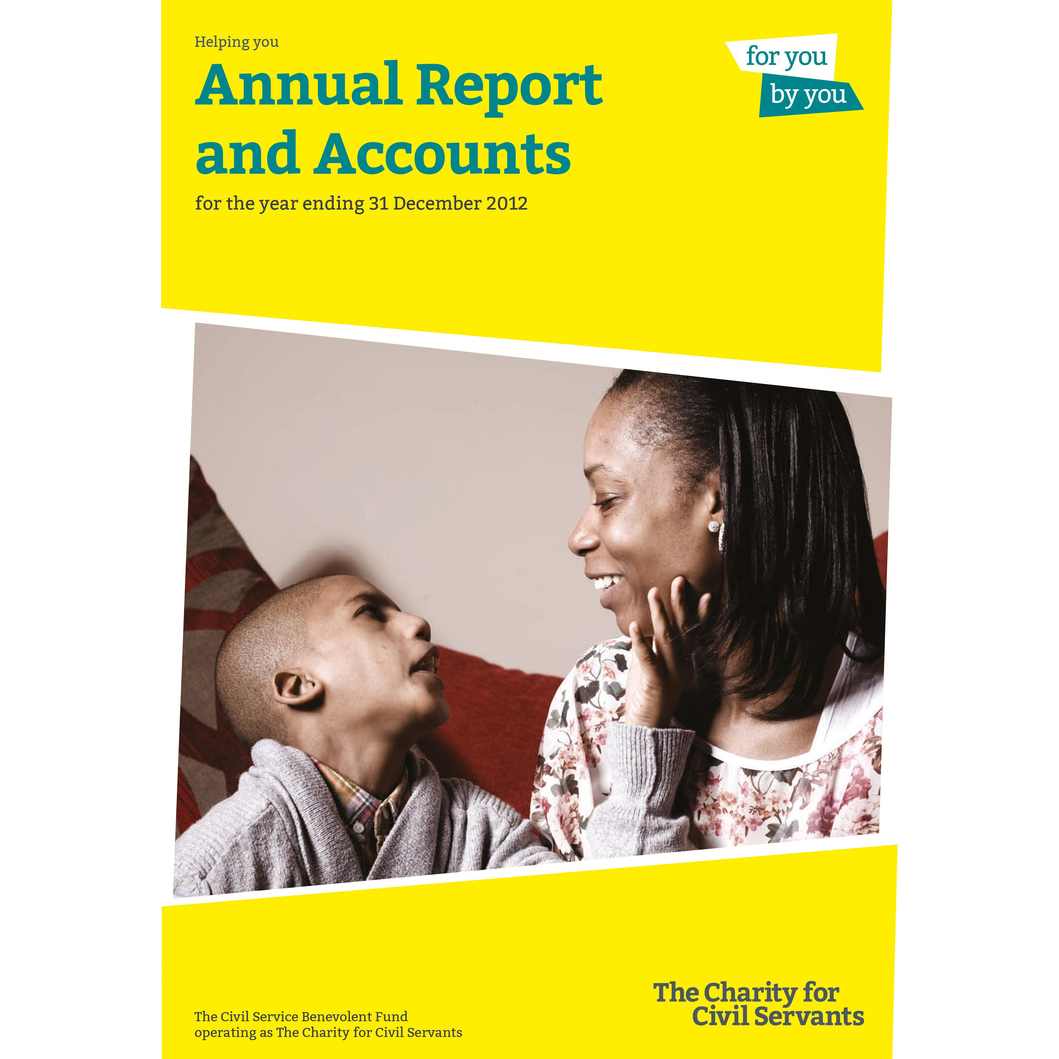 Annual Report and Accounts 2012