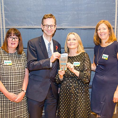 Menopause Network Group, People's Choice award winner 2019